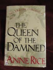 Anne Rice - QUEEN OF THE DAMNED - Book Club edition