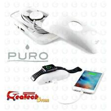 Caricabatteria portatile PURO Dual iPower 4000mah Per Apple Watch iPhone X 11 12