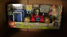 Nick Episode Playpack SpongeBob SquarePants #39 The Fry Cook Games Toy