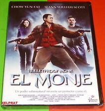 EL MONJE / BULLETPROOF MONK - English Español DVD R2 Precintada
