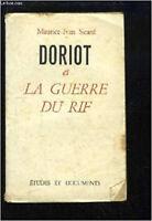 Doriot et la Guerre du Rif.