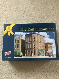 Walthers Cornerstone HO Scale Model - The Daily Examiner