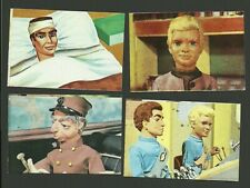 Thunderbirds Gerry Anderson Scarce 1967 Spanish Cards Lot F