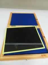 Optronics Specialties - Rose Technologies Calibration Grid w/ case - Mw5
