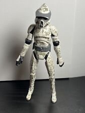Star Wars The Clone Wars Action Figure Clone Trooper USED