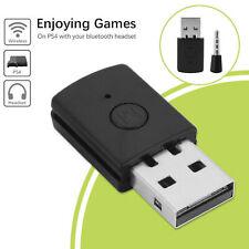 Ultimo adattatore Bluetooth Dongle USB per PS4 qualsiasi auricolare Bluetooth