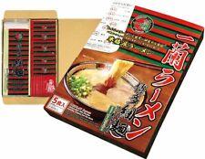 Ichiran Ramen Noodle Tonkotsu Fukuoka Japan 5 meals Straight Noodles Japan s0485