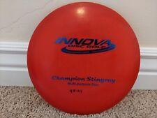 Innova Champion Stingray 180g Red