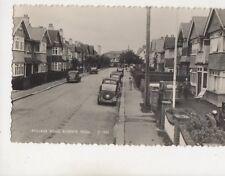 Stocker Road Bognor Regis Sussex Vintage RP Postcard 598b