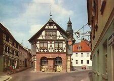 Alte Postkarte - Hofheim (Taunus) - Rathaus
