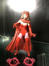 Marvel Legends Scarlet Witch Allfather Wave Loose Figure..!
