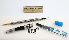MONTBLANC 165 Mechanical Pencil Post 1989 Germany - TWIST MECHANISM .07mm - NEW!