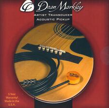 Dean Markley Artist Transducer Acoustic Pickup