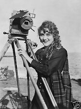 1916 Photo Portrait-Beautiful Mary Pickford-Actress-Co-Founder of United Artist