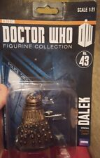 Eaglemoss Doctor Who Issue 43 - Rusty, The Good Dalek.new