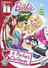 BARBIE A PERFECT CHRISTMAS (DVD 2015) NEW/SEALED...FAST POST