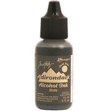 Ranger ADIRONDACK ALCOHOL INK Bottle SLATE 0.5 fl.oz TIM22183