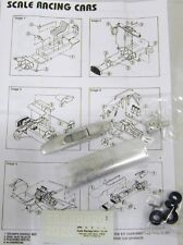 1/43 SRC53K 1963 FERRARI DINO 156 SURTEES KIT BY SMTS
