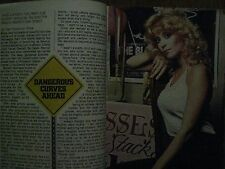 1981 TV Guide (JUDY LANDERS/B J  AND THE  BEAR/GREG  EVIGAN/CONRAD  JANIS/ELVIS)