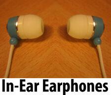 2 X en oreja auriculares auriculares Par Para Ipod Ipad Mp3 Mp4 Touch Iphone 4 4s 5 Reino Unido