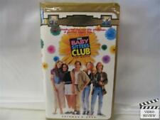 Baby-Sitters Club: The Movie VHS Large Case