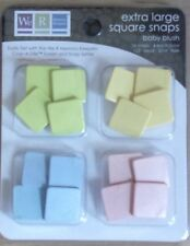 We R Memory Keepers Extra Large SQUARE SNAPS Baby Blush #70071-5