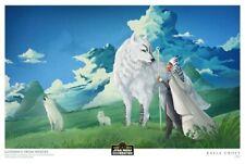 Star Wars Celebration Chicago 2019 AHSOKA Kaela Croft Art Print
