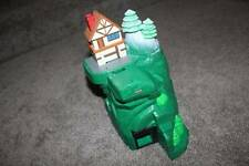 Fisher Price GeoTrax Mile High Mountain Replacement Green Structure Train Toy