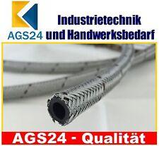 Benzinschlauch Ø 6mm Kraftstoffschlauch Kraftstoffleitung Stahlflex TOP Preis