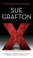 X (A Kinsey Millhone Novel), Grafton, Sue,1101981873, Book, Good