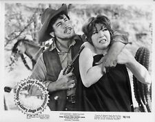Shirley Maclaine Armando Silvestre still TWO MULES FOR SISTER SARAH 1970 vint,#3