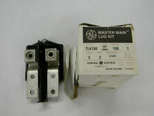New GE Master Main Lug Kit TLK150  Volts 120/240AC  Amps 150    F2