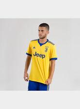 Maglie da calcio di squadre italiane gialli taglia M senza indossata in partita