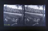Dohan Belgium Foto Stereo Negativo Su Film Morbido 1914