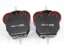 SOLID ENGINE MOUNTS fit AUDI S4 B6 , RS4 B7 , S6 C5 ,A6-S6 V8 , S4 B5