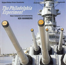 The Philadelphia Experiment - Complete - Limited Edition - OOP - Ken Wannberg