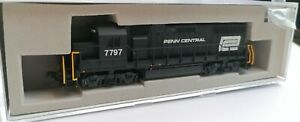 Atlas N' EMD GP38 Penn Central #7797 (EXCELLENT condition from OLD inventory)