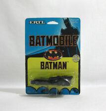 NEW 1989 ERTL DC Comics ✧ BATMOBILE ✧ Vintage Batman 1:64 Die-cast MOC