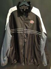 San Francisco 49ers NFL Raincoat Jacket Reebok Size 2XL