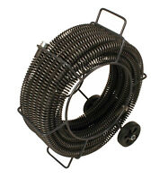 """62280 C-11 Drain Cleaner Snake Cable 1-1/4""""x 60' for RIDGID® K1500 Machine"""