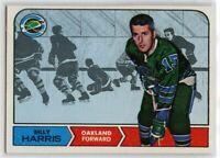 1968-69 Topps #80 Billy Harris EX-NM - SET BREAK (112219-21)