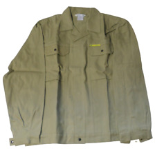 Arbeitsjacke khaki gr. 48 Sanfor Berufskleidung Berufsjacke Arbeitskleidung NEU!