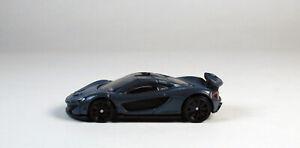 Hot Wheels McLaren P1 Grey No Package