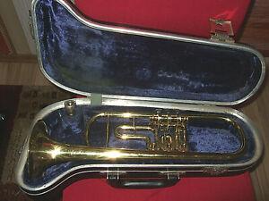 """schöne Trompete  """"Lignatone"""" mit Koffer ``"""