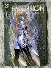 Ascension Collected Editions Volume 2 Image Comics Top Cow David Finch