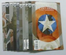 Captain America Chosen, Set:#1-6, (10 Different some Variants) 8.0/VF (2007)