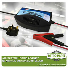 Automatic 12v Trickle Battery Charger For Kreidler. Optimize Storage