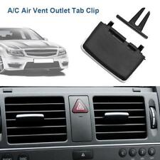 A/C Air Vent Outlet Tab Clip Repair Kit for Mercedes-Benz W204 C180 C200 GLK300