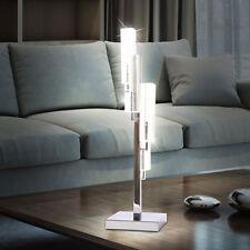 Luxe Eclairage de table bureau lampadaire verre lecture Luminaire 60cm Wofi