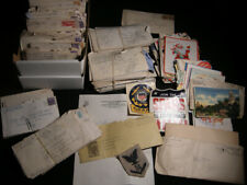 1943 - 1953 LARGE COLLECTION LETTERS TO WWII SPARS COAST GUARD WOMAN & EPHEMERA